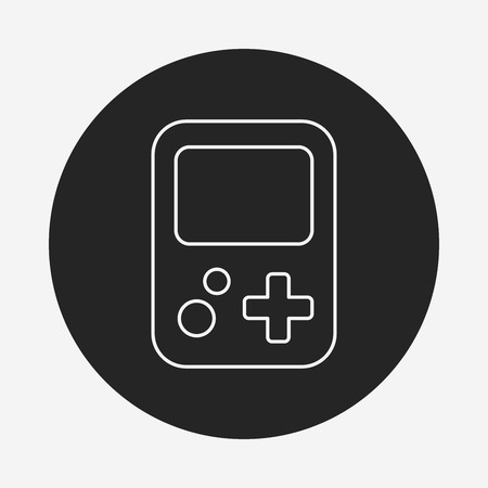 game icon: toy game consoles icon