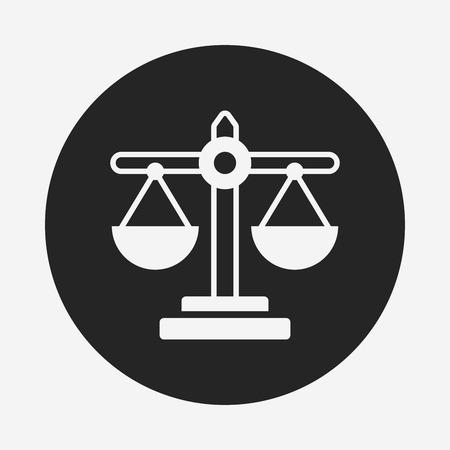 balance icon: financial balance icon