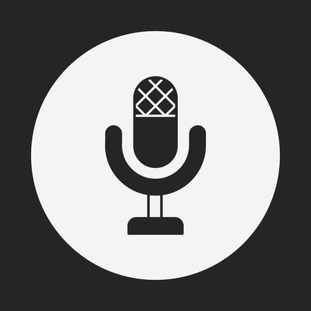 sound record icon Vector