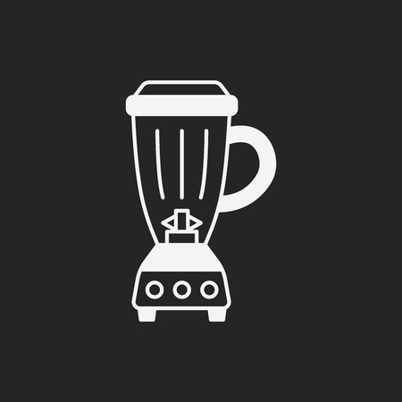 kitchenware juicer icon Vector