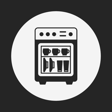 dishwasher: dishwasher icon