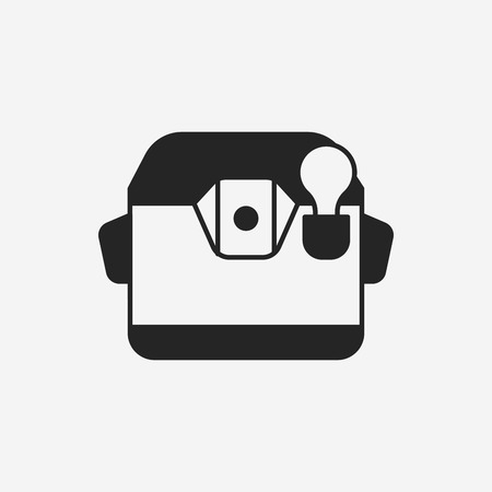 cooker: rice cooker icon
