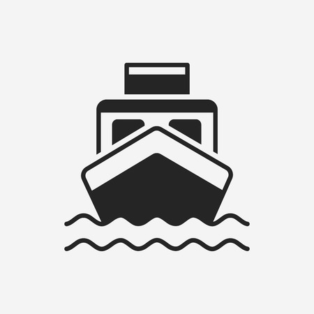 ship boat icon