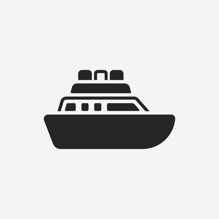 cruising: Icona nave barca