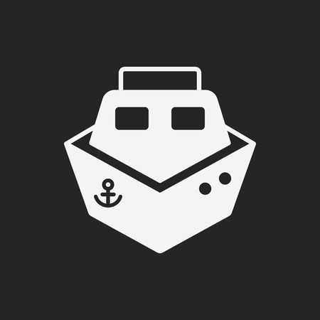 cruising: Icona della nave
