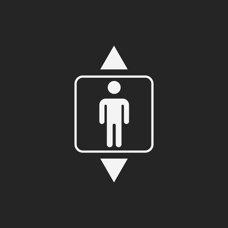 an elevator: elevator icon