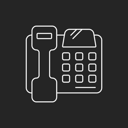 customer service phone: Customer Service phone icon