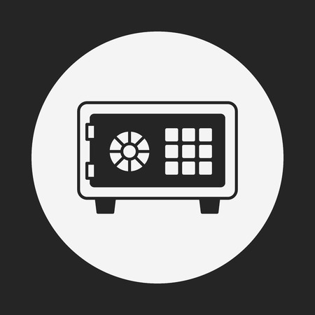 deposit: Safety Deposit Box icon