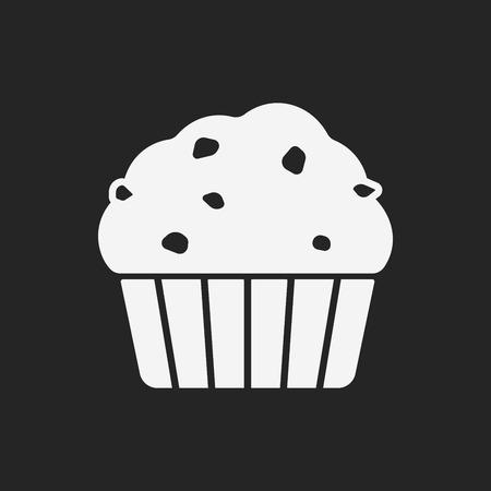 buttercream: dessert cake icon