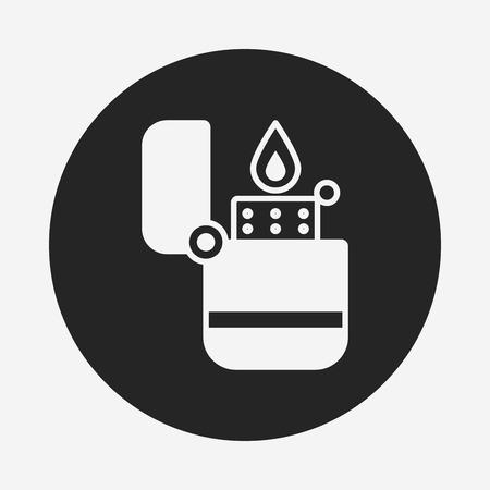 ljusare: Lighter icon