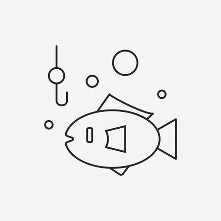 fishing line: fishing line icon