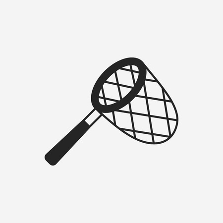 butterfly net: net icon