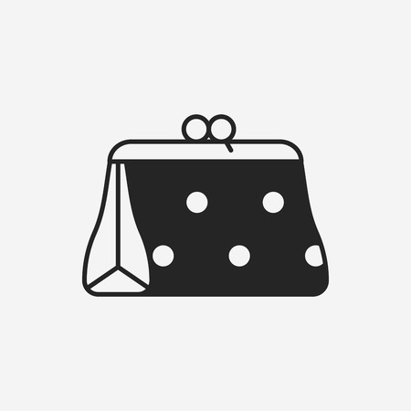 coin purses: Purse icon