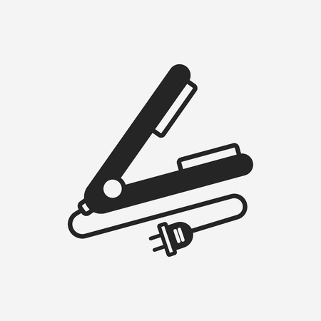 rulos: Rizadores de cabello icono