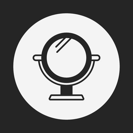 mirror: mirror icon