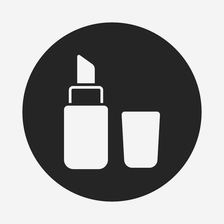 perfumery: lipstick icon
