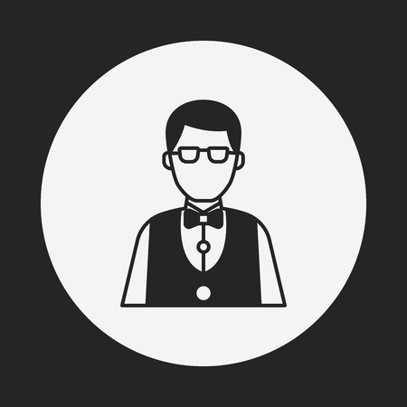 casino dealer: Casino Dealer icon