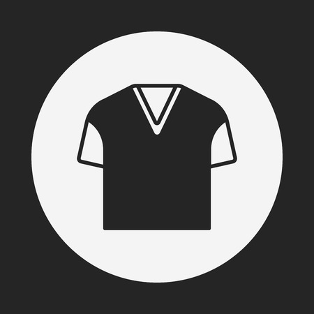 clothes icon 向量圖像
