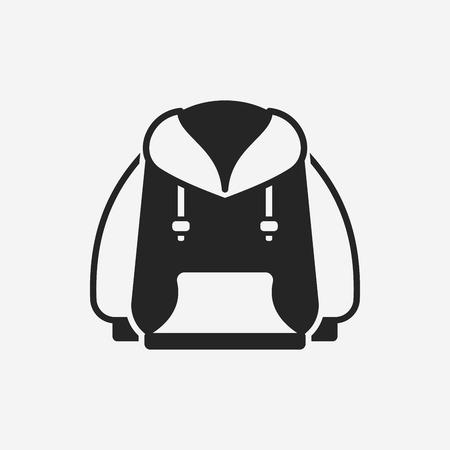 overcoat: coat icon