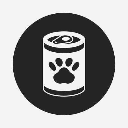comida perro: mascotas icono de comida para perros