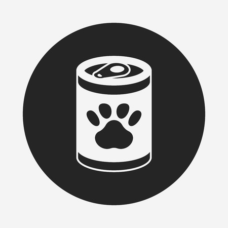 doggies: pet dog food icon