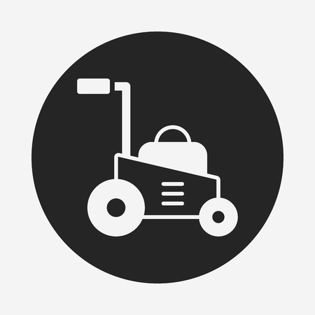 lawn: Grasmaaier icon