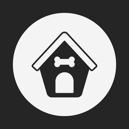 doghouse: dog house icon