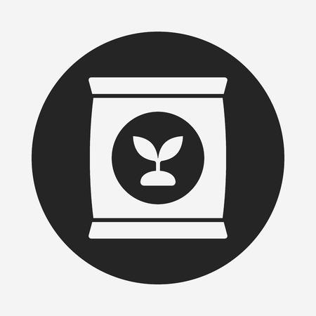 white phosphorus: Fertilizer icon