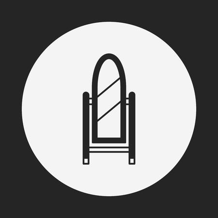 vain: mirror icon