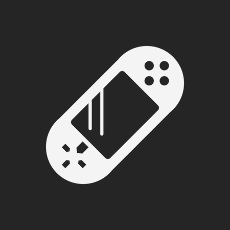 portable console: Handheld game consoles icon