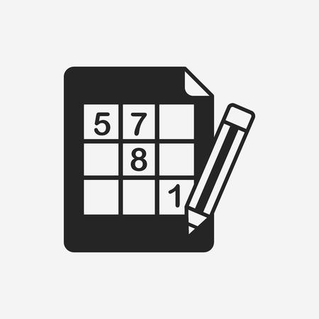 Sudoku icoon