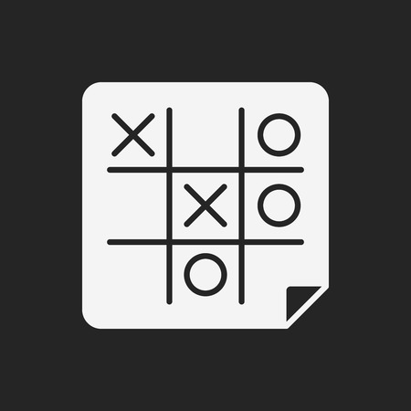 x games: Tic Tac Toe icon