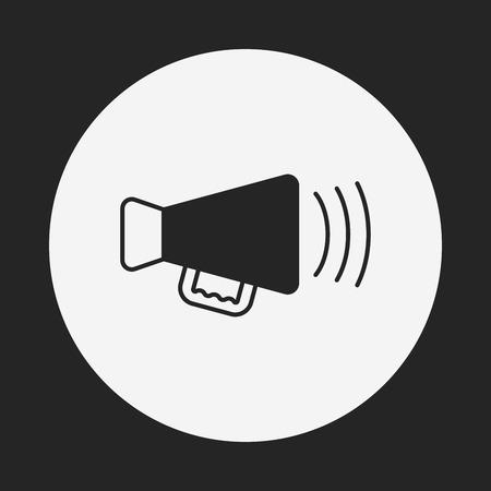 equipment: Sound equipment icon