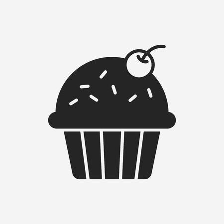 buttercream: cake icon