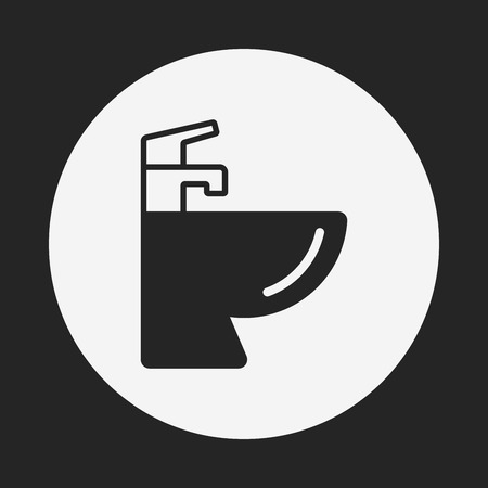 washstand: Sink icon