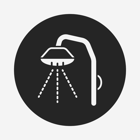showering: Showerheads icon