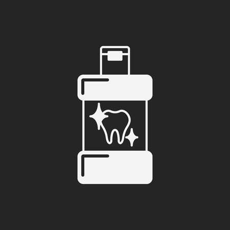 toiletries: toothpaste icon