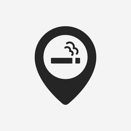 abstain: smoke icon