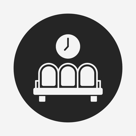 seat: airport seat icon