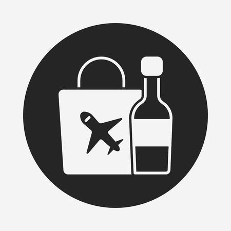 devoir: service gratuit ic�ne Illustration