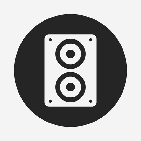 stereo: stereo icon