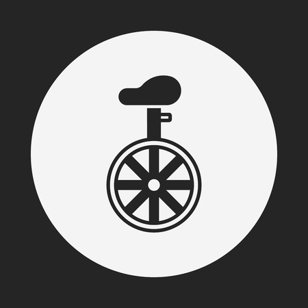 unicycle: Unicycle icon