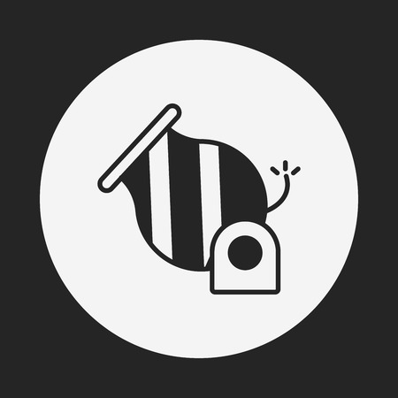 cannonball: Cannon icon