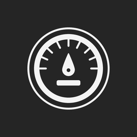 instrument panel: Dashboard icon