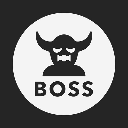 boss: Game devil icon