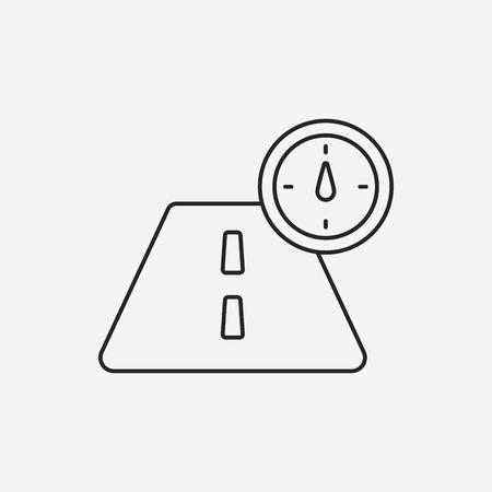 dashboard: Dashboard line icon