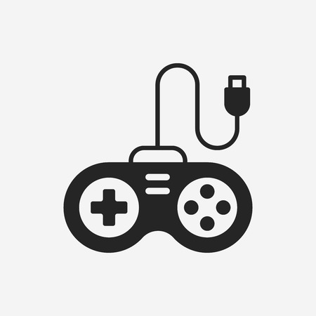 controller: game controller icon Illustration