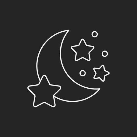 月行アイコン