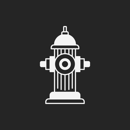 fire hydrant: Fire hydrant icon