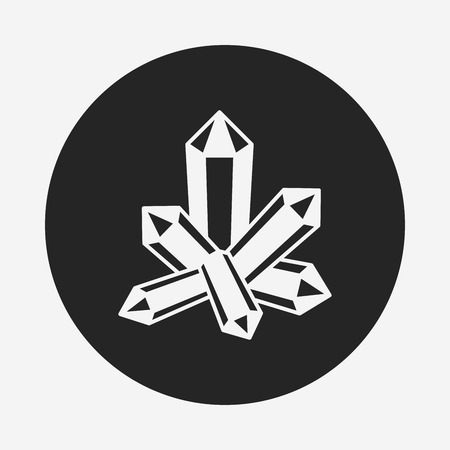 carats: crystal icon